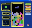 Tetris Game Gold