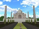 Taj Mahal 3D