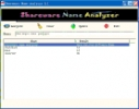 Shareware Name Analyzer