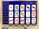 Triple Video Poker Chibi