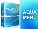 Aqua Flash Menu