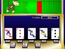 Casino Monkeys  - Video Poker