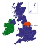 UK and Ireland Online Map Locator