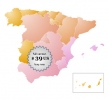 Spain Online Map Locator