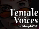 Voces Femeninas - Subprograma MorphVOX (Female Voices - MorphVOX Add-on)