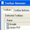 Toolbar Remover