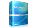 Aqua Flash Menu - Men� Flash Aqua (Aqua Flash Menu)