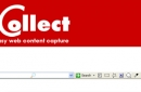 webCollect Toolbar
