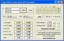 Mort Hill In Play Tennis Calculator