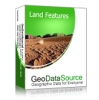 GeoDataSource World Land Features Database (Basic Edition)