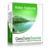 GeoDataSource World Water Features Database (Basic Edition)