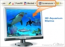 Crawler 3D Marine Aquarium Screensaver (Salvapantallas Acuario Marino en 3D por Crawler LLC) (Crawler 3D Marine Aquarium Screensaver)