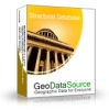 GeoDataSource World Structural Features Database (Gold Edition)