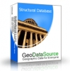 GeoDataSource World Structural Features Database (Premium Edition)