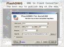 DWG to Flash Converter
