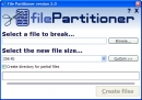File Partitioner