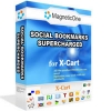 Social Bookmarks Supercharged - X-Cart Mod