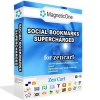 Social Bookmarks Supercharged - Zen Cart Module