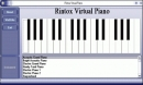 Rintox Virtual Piano