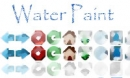 Water Paint Thene For Firefox
