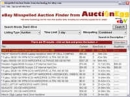Misspelled Auction Tool