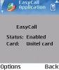EasyCall for Symbian S60