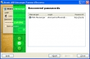 Atomic MSN Password Recovery