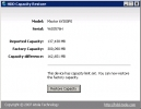 HDD Capacity Restore