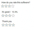 Jobdao Flash Stars Rating