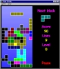 Four Bricks - Free Tetris
