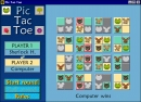 Pic-Tac-Toe 1.5.1. Скриншоты программы.