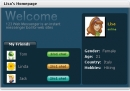 El software 123 Web Messenger. (123 Web Messenger Software)