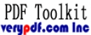 PDF Editor Toolkit std Server License