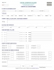 Cervical Exam Form - Sample
