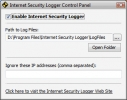 Registro de Seguridad de Internet (Internet Security Logger)