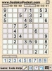 Sudoku Pocket for the Pocket PC (Windows Mobile)