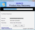 INNOBATE Product Key Recovery