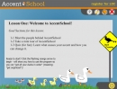 AccentSchool Pronunciation Software
