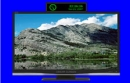 Flat Panel TV Screensaver