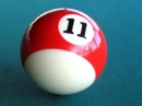 Billiard Table Balls Screensaver