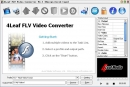 4Leaf FLV Video Converter