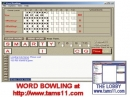 WordBowling