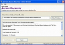 Access Database Recovery