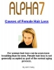 Cause of Female Hair Loss