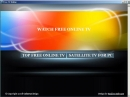Free Watch TV Online V1