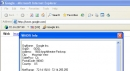 WHOIS Toolbar for Internet Explorer