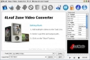 4Leaf Zune Video Converter 1.5