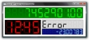 Teroid WPF Seven Segment Display
