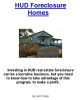 HUD Foreclosure Homes