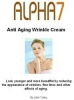 Anti Aging Wrinkle Cream